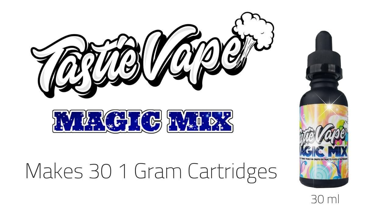 Tastie Vape Magic Mix